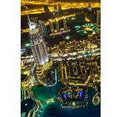 Dubai Gorod Noch Wallpaper For IPhone X 8 7 6  Free