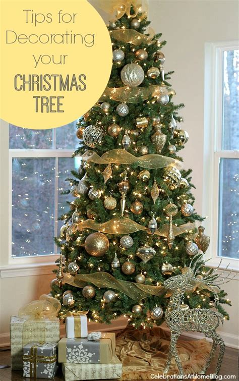 12 Top Tips On Decorating Trees by Tips For Decorating Your Tree Celebrations At Home