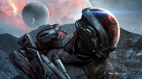 Mass Effect mass effect andromeda wallpaper