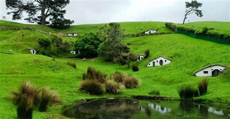 hobbit houses new zealand shire inspired 19 hobbit homes worthy of bag end