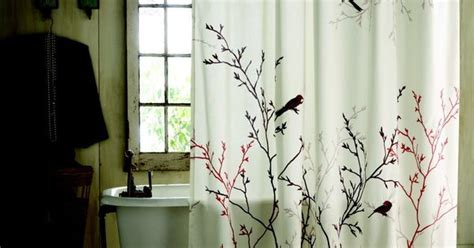 Pinterest Curtain Ideas Inspiration Statue Of Nature Shower Curtain Effort To Bring Nature Awe Bathroom Design Inspiration