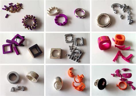 3d printer jewelry siggraph 2015 gallery hybrid craft