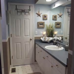 seashell bathroom decor ideas bahtroom soothing nautical bathroom decor ideas absolute coziness in tiny space