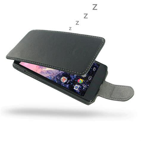 Nexus Generasi 1 Leather Flip Cover Flip nexus 5 flip cover pdair flip wallet sleeve pouch