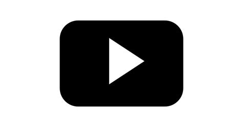 black youtube youtube clipart png black pencil and in color youtube