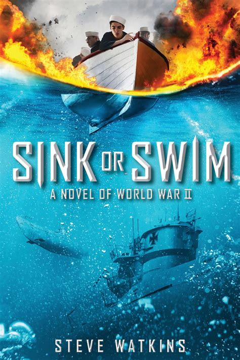 Sink Or Swim By Steve Watkins Scholastic