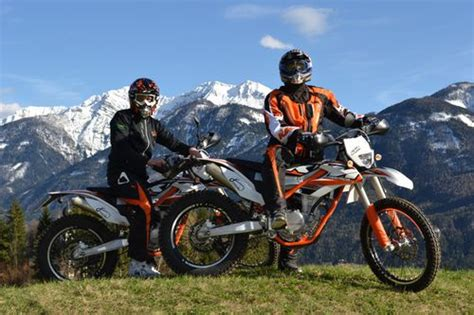 Anf Nger Motorrad Enduro by 214 Sterreich Freeride Enduro Light
