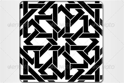 black and white moroccan pattern 9 moroccan patterns psd vector eps png format