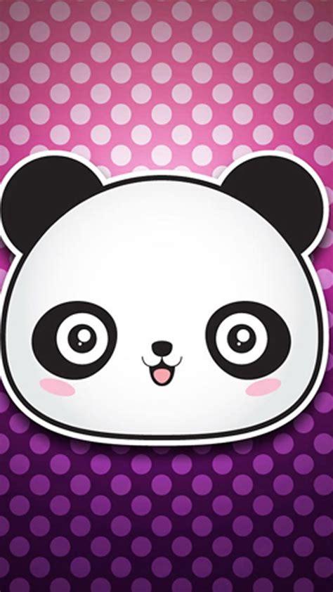 cute themes for samsung s5 kawaii panda iphone wallpaper wallpapersafari