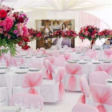 blue pink and white wedding decora 231 227 o de casamento rosa tons combina 231 245 es fotos e