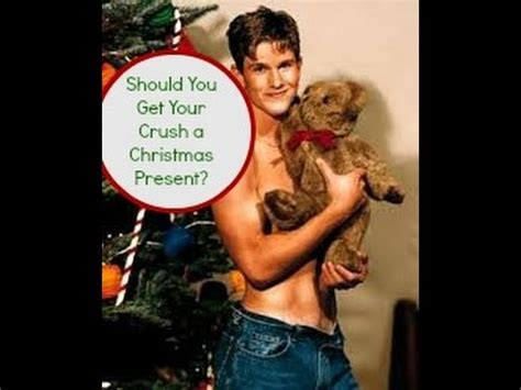 christmas present for your crush ask shallon should you get your crush a present dating advice
