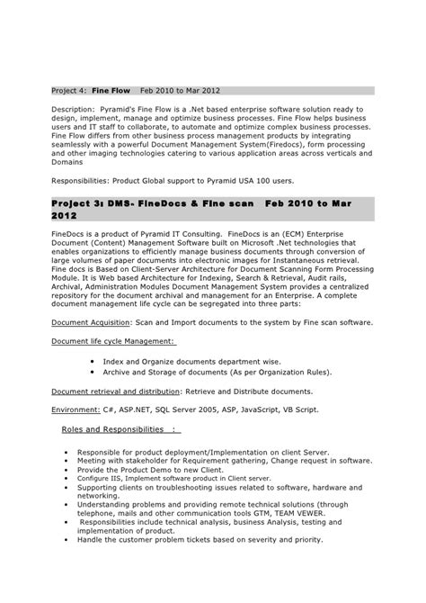 Business Process Consultant Sle Resume by Business Process Consultant Resume Resume Ideas