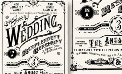 50 contoh undangan pernikahan modern unik artikel