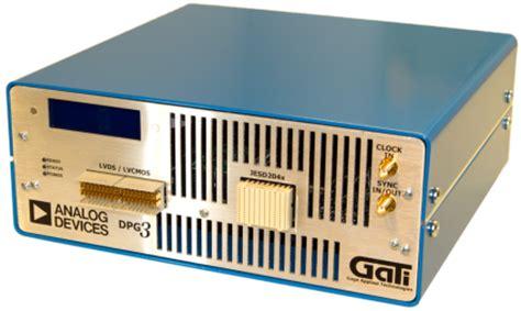 data pattern generator altera data pattern generator dpg high speed dac evaluation
