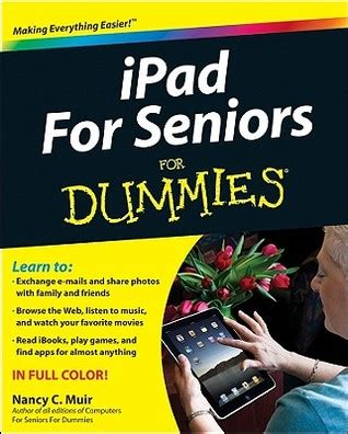 for seniors for dummies books for seniors for dummies by nancy c muir reviews