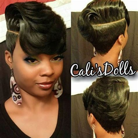 black wrap weave hairstyles undercut quick weave