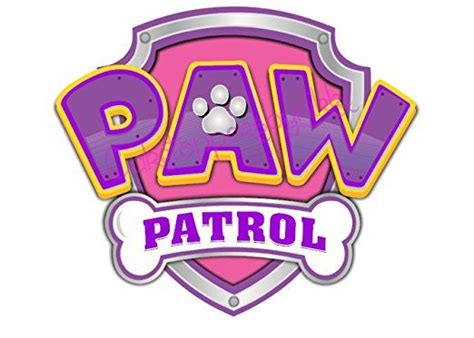 26 Best Images About Paw Patrol On Pinterest Paw Patrol Logo Template