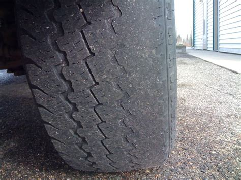 uneven tire wear problems ford trucks