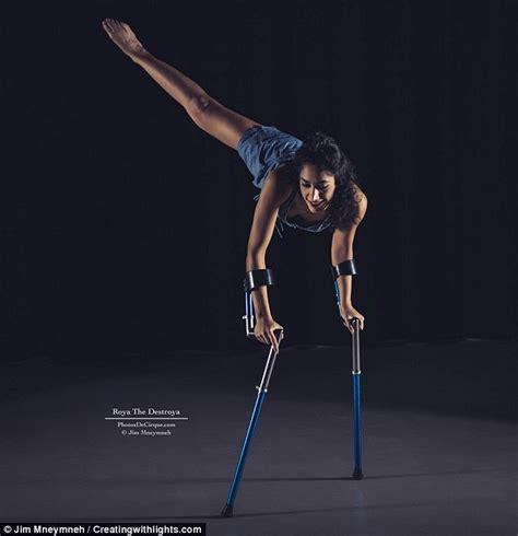 How Will The 1 Legged Dancer Last by One Legged Breakdancer Amazes New York City Subway Crowds