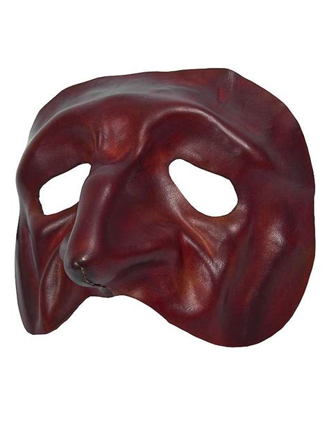Home Theater Decorations Accessories by Tartaglia Venetian Leather Mask Maskworld Com
