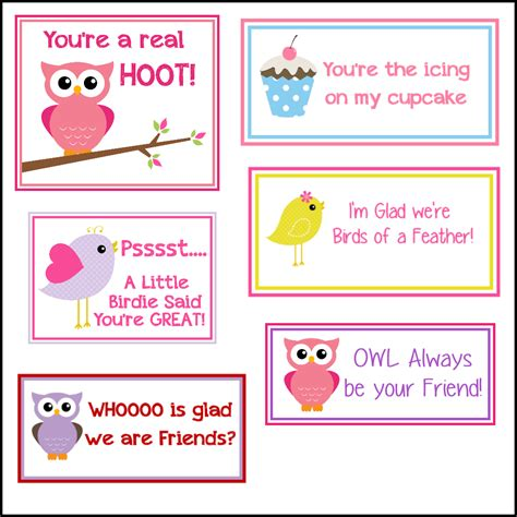 Free Valentines Card Templates by Free Printable S Cards
