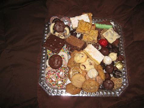 Baked Goods Gifts - made gift baskets by sheryl