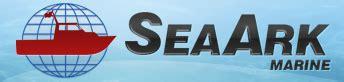seaark boats logo seaark marine closing production at end of year