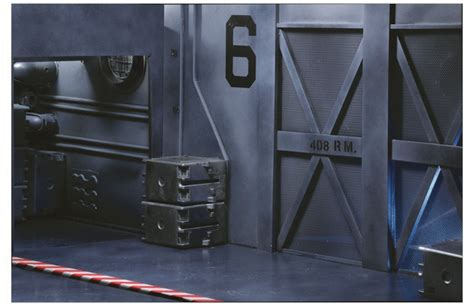figure backdrops 12 days of downloads day 9 aliens power loader diorama