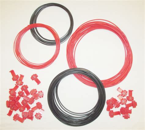 Starter Kit Ddc small dcc layout wire starter kit track droppers