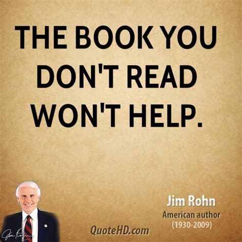 don t read this book books jim rohn quotes quotehd