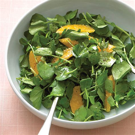 Home Design And Decor Reviews watercress and orange salad