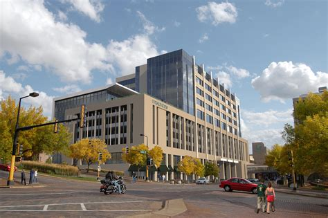 City Corporate Office by New Duluth Office Tower Holds Symbolic Importance For