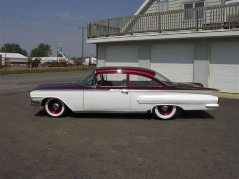 1960 60 chevy chevrolet biscayne bel air impala 307 700r4