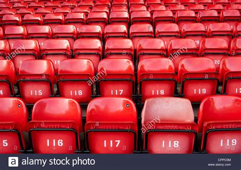 what are seats at a football seats in the kop at anfield home of liverpool