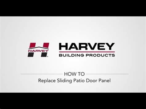 How To Remove Stationary Sliding Glass Door Paradigm Windows Removing Stationary Panel On Patio Door Doovi