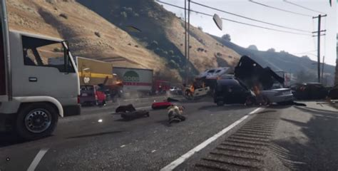 pubg keeps crashing in game gta 5 car crash keeps escalating for five whole minutes