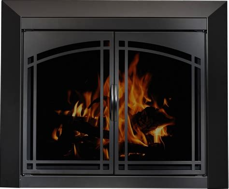 cozy stoll fireplace doors with pleasant hearth fireplace