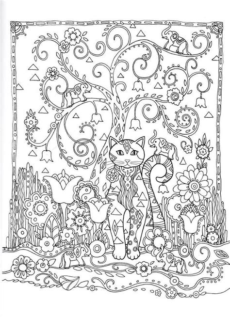 flower collage coloring page 77 best images about icolor quot whimsical quot on pinterest