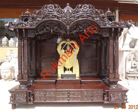 wooden home temple design homecrack
