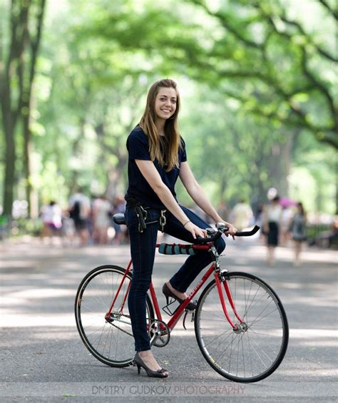 hot female bicycle riders an entire page committed to women who bike in heels when