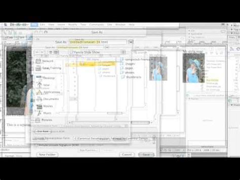 dreamweaver tutorial in telugu frames and frameset doovi
