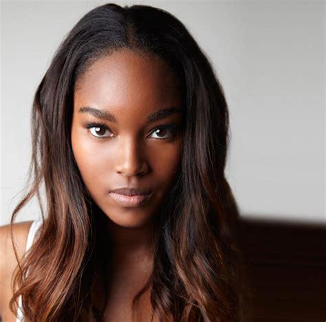 black female models 2014 damaris lewis metro proponent