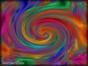 colorful swirls ladyaqua creations