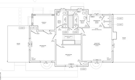 pictures of plans floor plans jenkintown tudor renovation