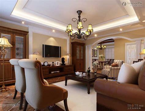 mediterranean style living room traditional european decor