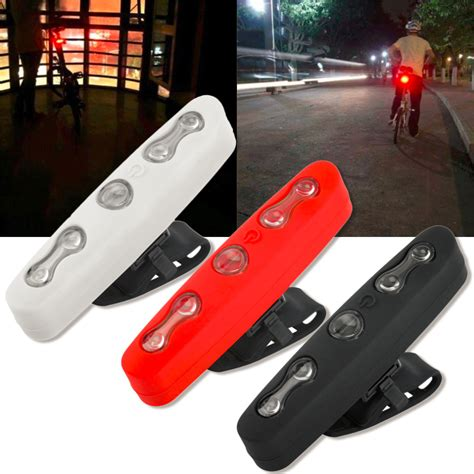 brightest rear bike light bicycle bike super bright 5 led l cycling rear tail