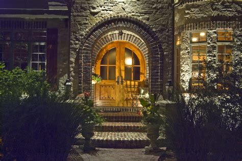 Landscape Lighting Frankfort Il Residential Entryways Outdoor Lighting In Chicago Il