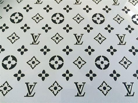 lv pattern stencil creative cakes australia lv logo stencil