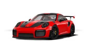 Porsche Build Your Own Porsche S New Configurator Lets You Build Your Own 911 Gt2