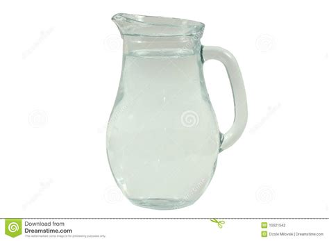 Vase Of Water by Glass Vase With Water Stock Photography Image 10021542